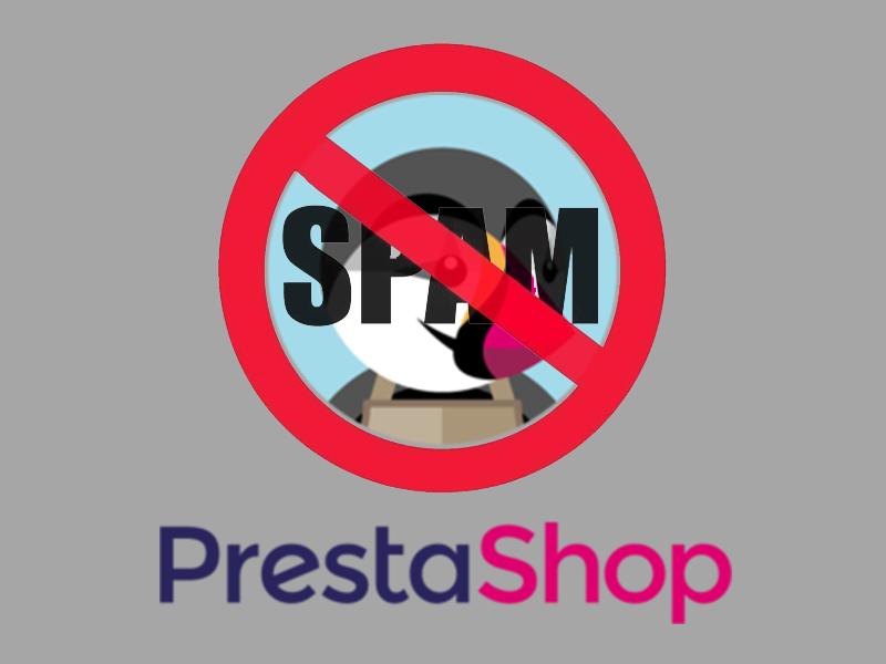 antispam module prestashop