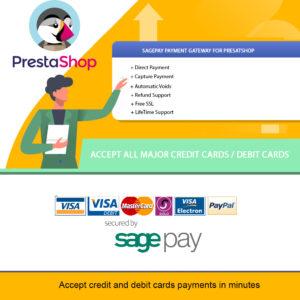 Sage pay Prestashop